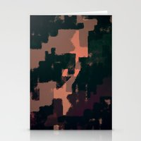 tapestry Stationery Cards featuring Tapestry by Anish K Sah