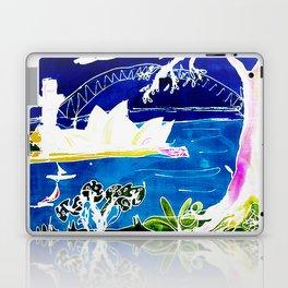 Sydney Opera House    AUSTRALIA                 by Kay Lipton Laptop & iPad Skin