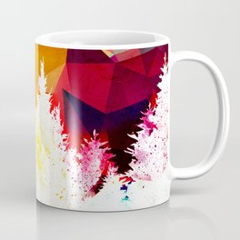 Forest made of color Coffee Mug