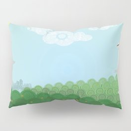 Gem of the Hills Pillow Sham