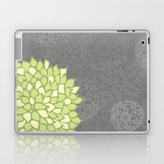 Spring Colorful Peonies Green #2  Laptop & iPad Skin