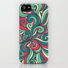 Let's Get Funky iPhone Case
