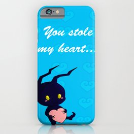 Kingdom Hearts - Heartless iPhone Case
