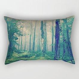 Walk to the Light Rectangular Pillow