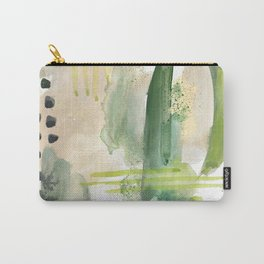 Mossy Design Carry-All Pouch
