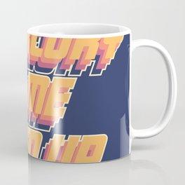 Retro Retrograde Coffee Mug