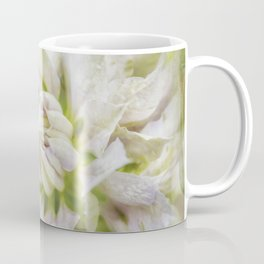 Pale Pink Clematis Coffee Mug