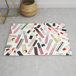 Lipstick Party - Light Rug