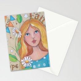 Faith, Hope, Love Stationery Cards
