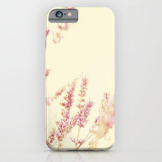 Lavender iPhone & iPod Case