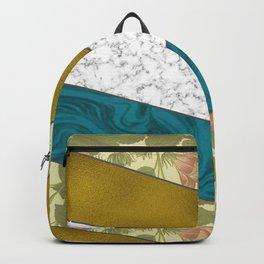 Nature Chevron Backpack
