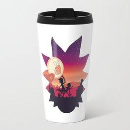Rick & Morty Travel Mug