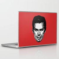 dexter Laptop & iPad Skins featuring Dexter by Dylan Morang