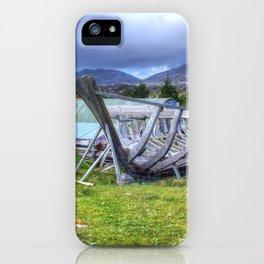 Flodabay, Isle of Harris iPhone Case