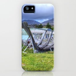 Flodabay, Isle of Harris iPhone Case