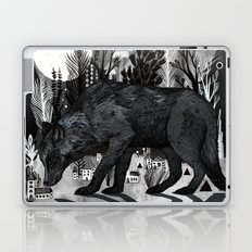Black Shuck Laptop & iPad Skin
