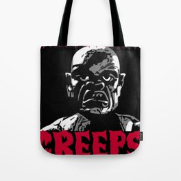 The Phantom Creeps - Robot Tote Bag