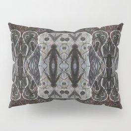 Ghosts Emerging Pillow Sham