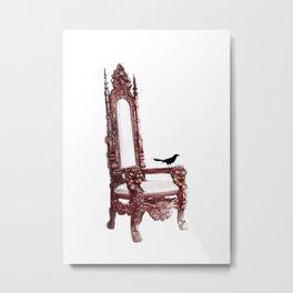 Your Royal Highness Metal Print