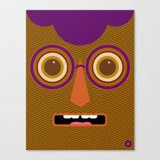 PumkinFrank Canvas Print