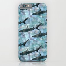 Sharks Repeat 1 iPhone 6s Slim Case