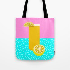 Lemonade /// www.pencilmeinstationery.com Tote Bag