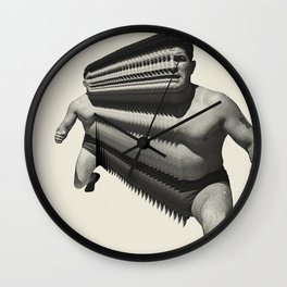 -ite Wall Clock