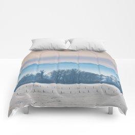 Spanish Peaks Fog Comforters