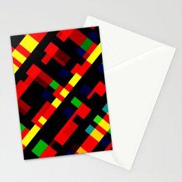 Burnt Landscape Stationery Cards