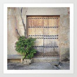 Doors of Perception 12 Art Print