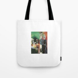 Kill the Young Tote Bag