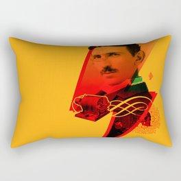 Tesla Rectangular Pillow