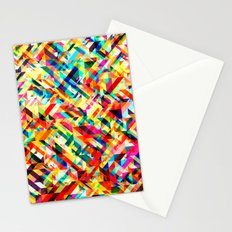 Summertime Geometric Stationery Cards