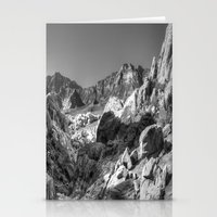 rocky Stationery Cards featuring Rocky by John Hinrichs