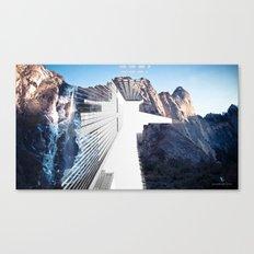 'Portal' Canvas Print