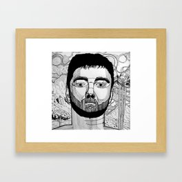 Alicantino Framed Art Print