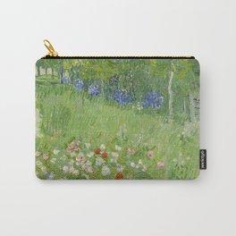 "Vincent Van Gogh ""Daubigny's Garden"" Carry-All Pouch"