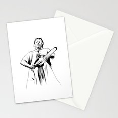 You Damn Fool, You Ruined The Door! Stationery Cards
