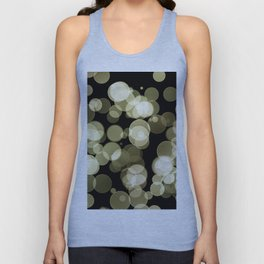 Bokeh Background Unisex Tank Top