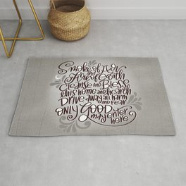 Witchy Blessing Rug