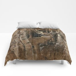 Deer - Birchwood Buck Comforters