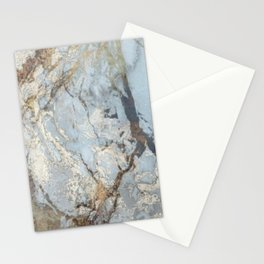 Marble swirls Stationery Cards