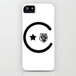California Icons iPhone Case
