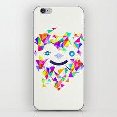 Chromatic character  iPhone Skin