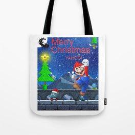 Mario Christmas #2 Tote Bag