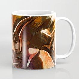 League of Legends SHYVANA Coffee Mug
