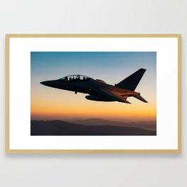 Master II Framed Art Print