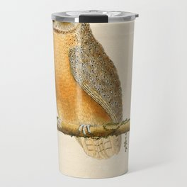 Strix Flammea Travel Mug