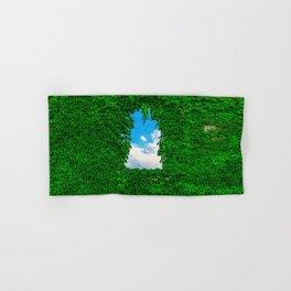 Bird's Window Hand & Bath Towel