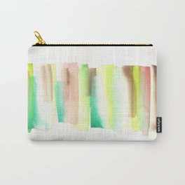 [161228] 13. Abstract Watercolour Color Study Carry-All Pouch